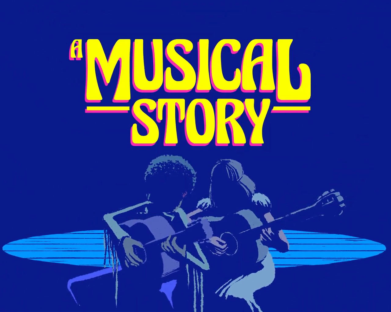 Free A Musical Story Wallpaper in 1280x1024