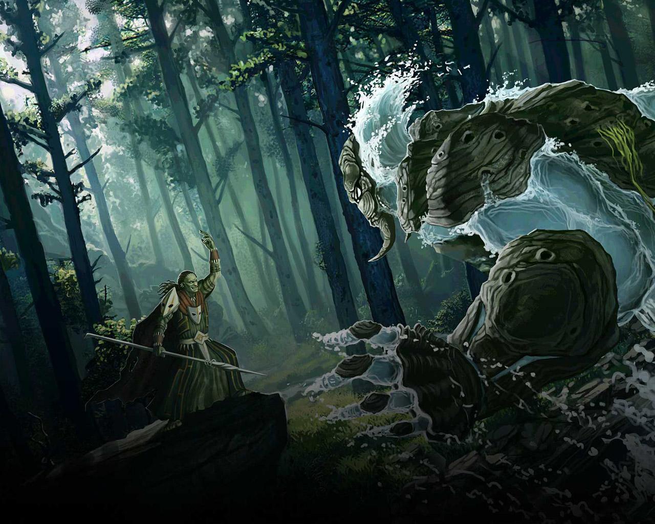 Free Age of Wonders III Wallpaper in 1280x1024