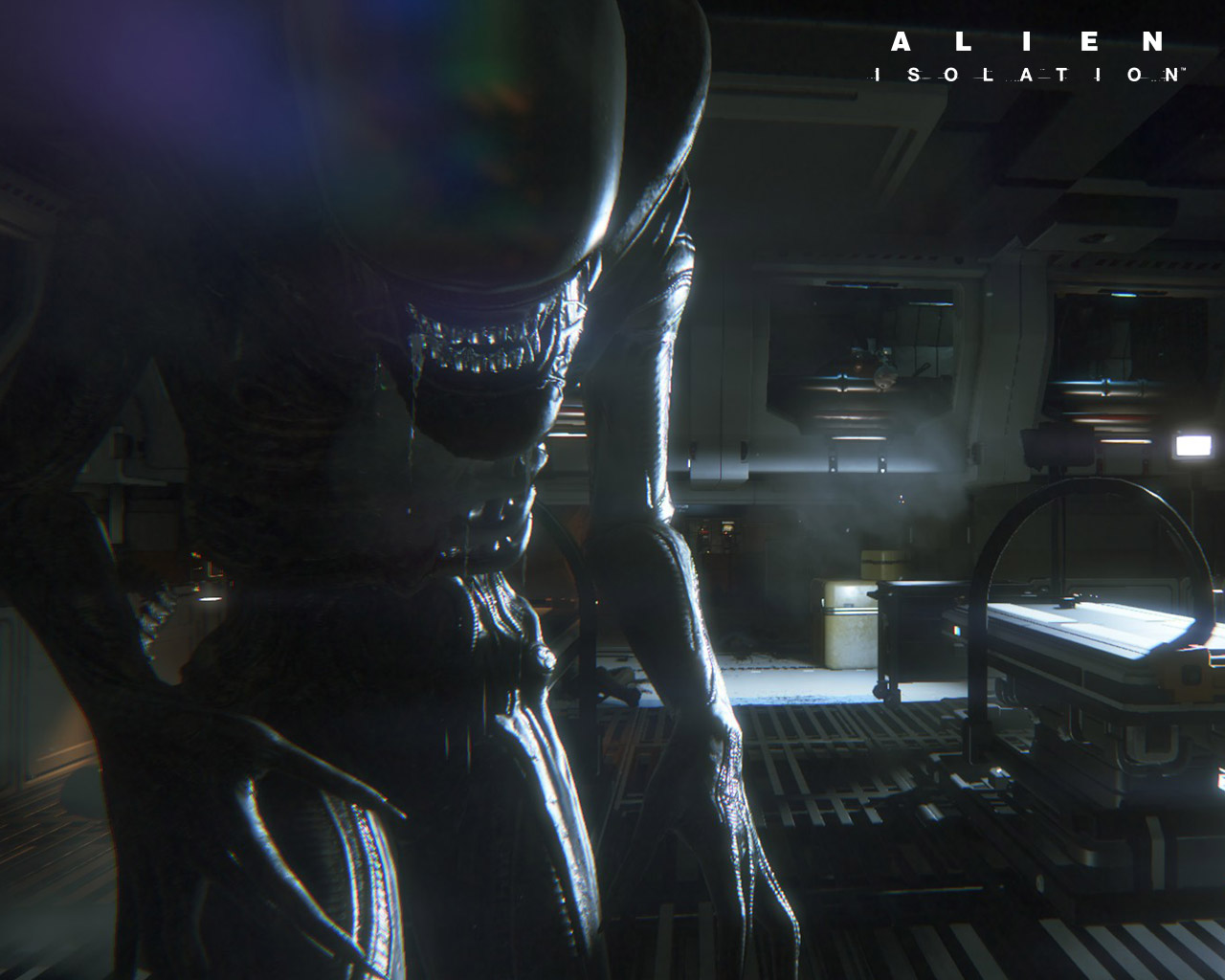 Free Alien Isolation Wallpaper in 1280x1024