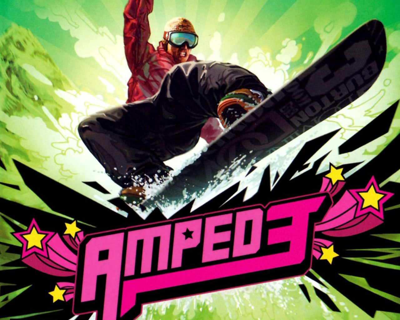 Amped 3 Wallpaper in 1280x1024