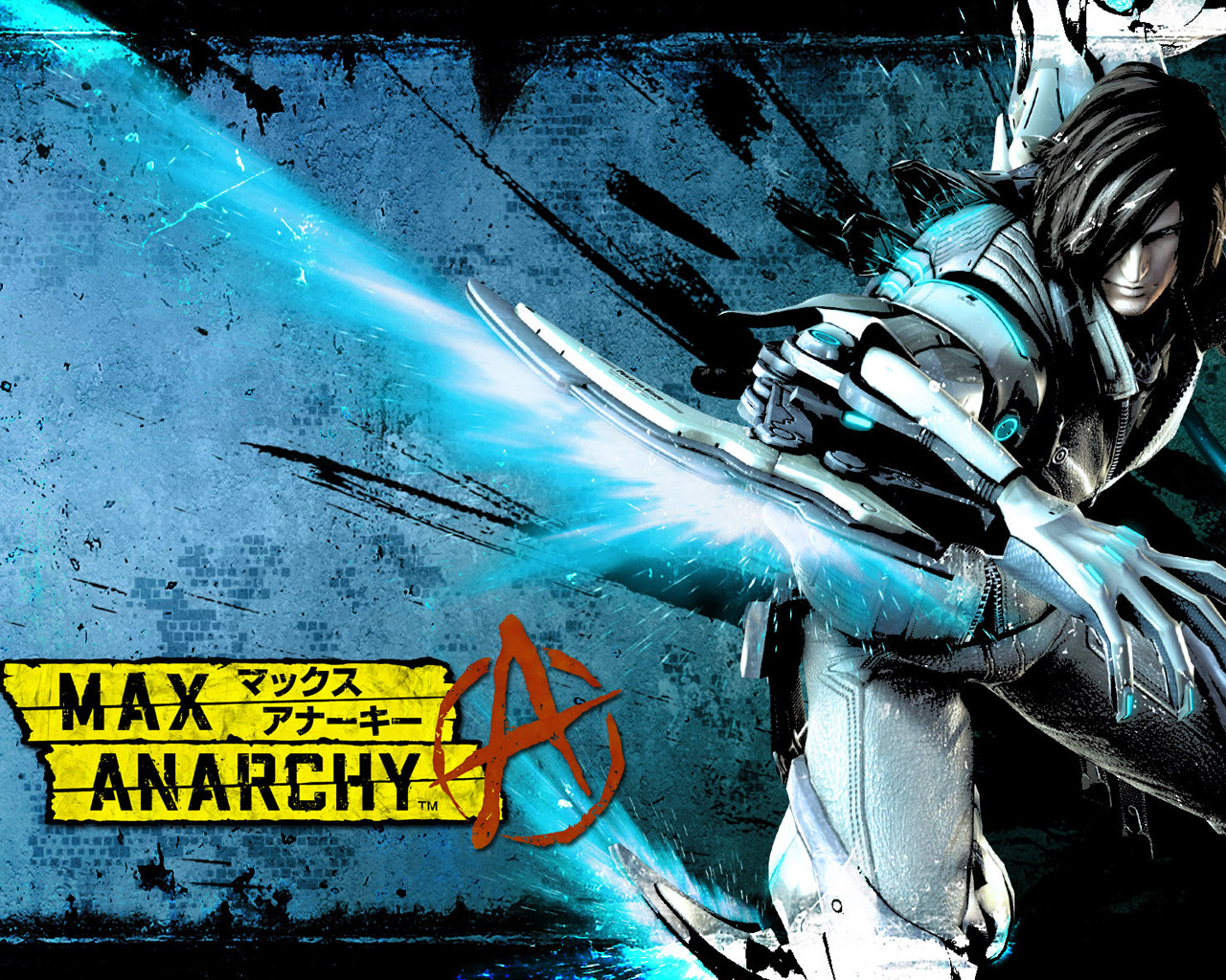 Free Anarchy Reigns Wallpaper in 1280x1024