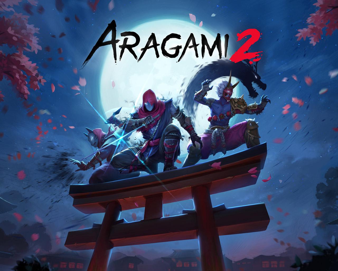 Free Aragami 2 Wallpaper in 1280x1024
