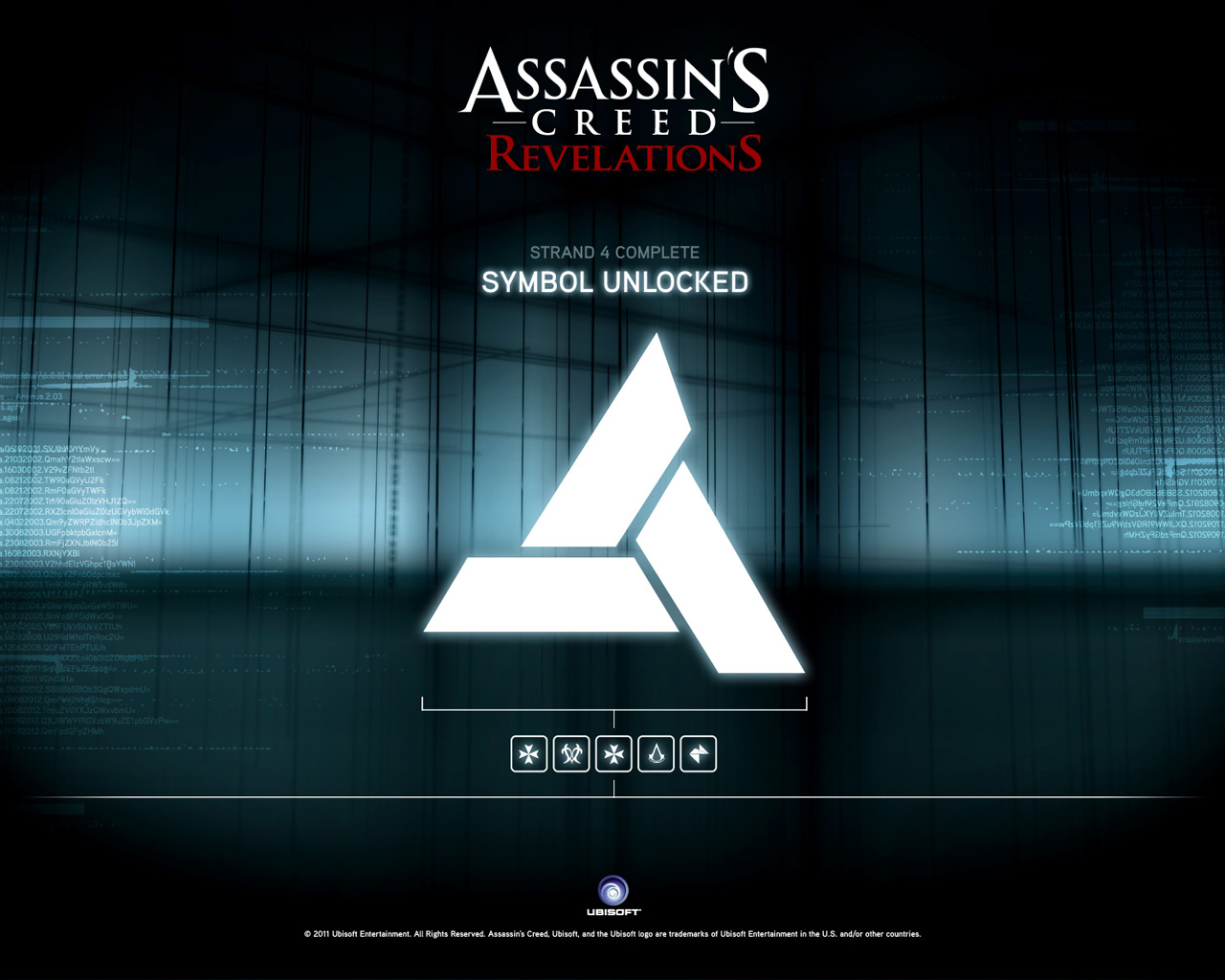 Assassin's Creed: Revelations Wallpaper in 1280x1024