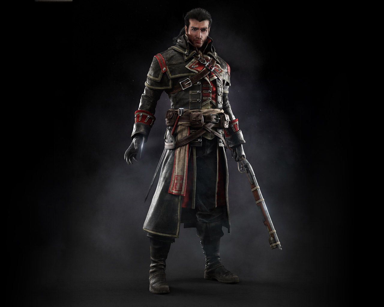 Assassin's Creed: Rogue Wallpaper in 1280x1024