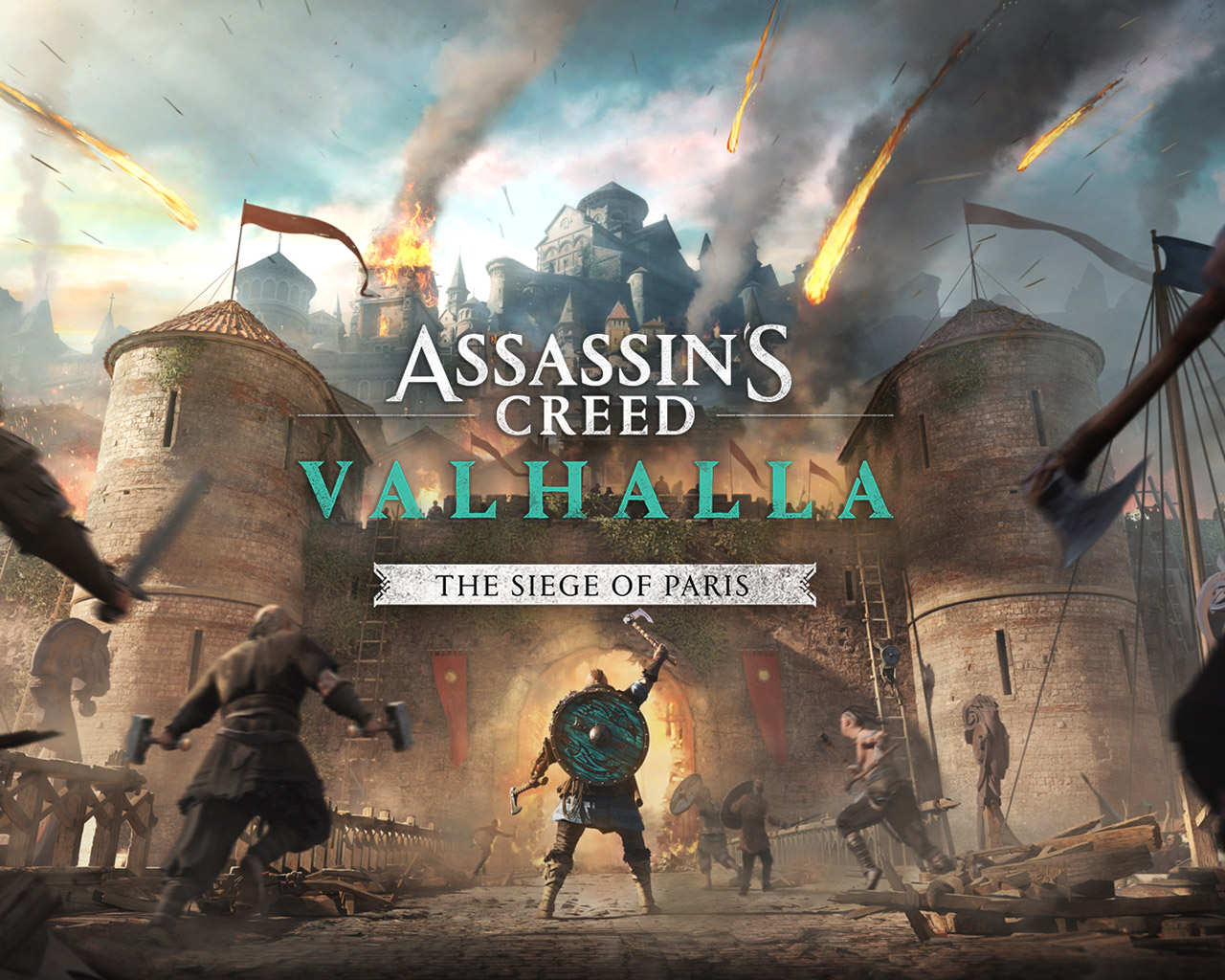 Free Assassin's Creed Valhalla Wallpaper in 1280x1024