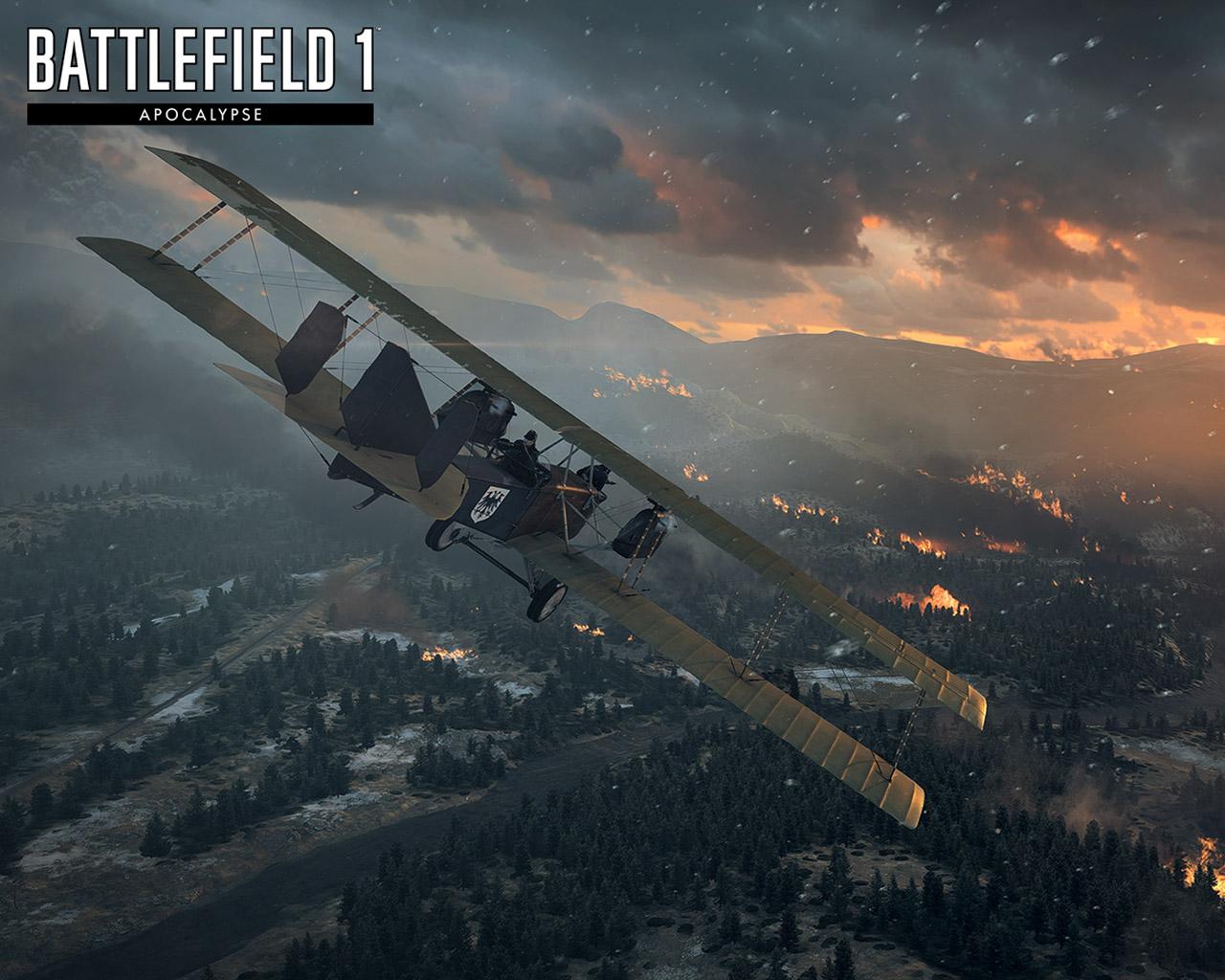 Free Battlefield 1 Wallpaper in 1280x1024