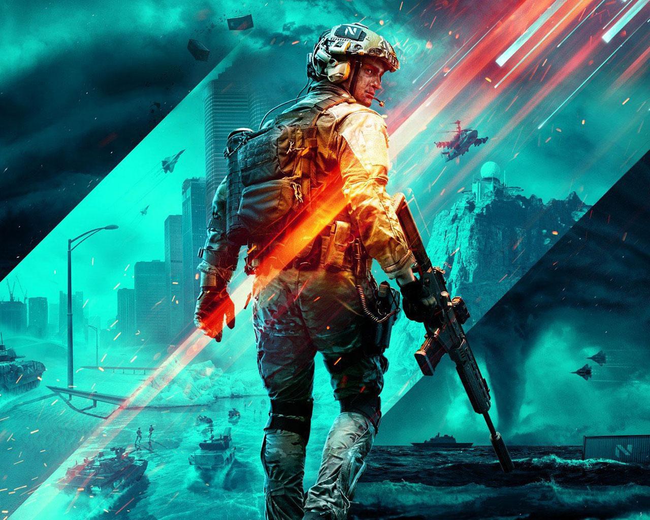 Free Battlefield 2042 Wallpaper in 1280x1024