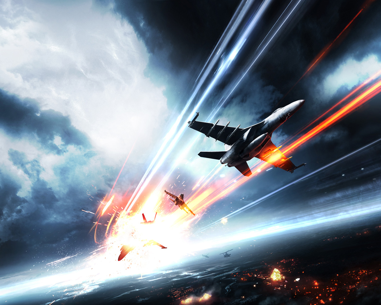 Battlefield 3 Wallpaper in 1280x1024