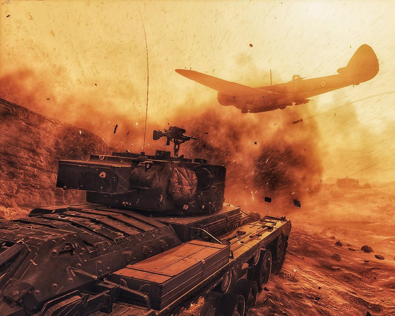 Battlefield V Wallpaper in 1280x1024