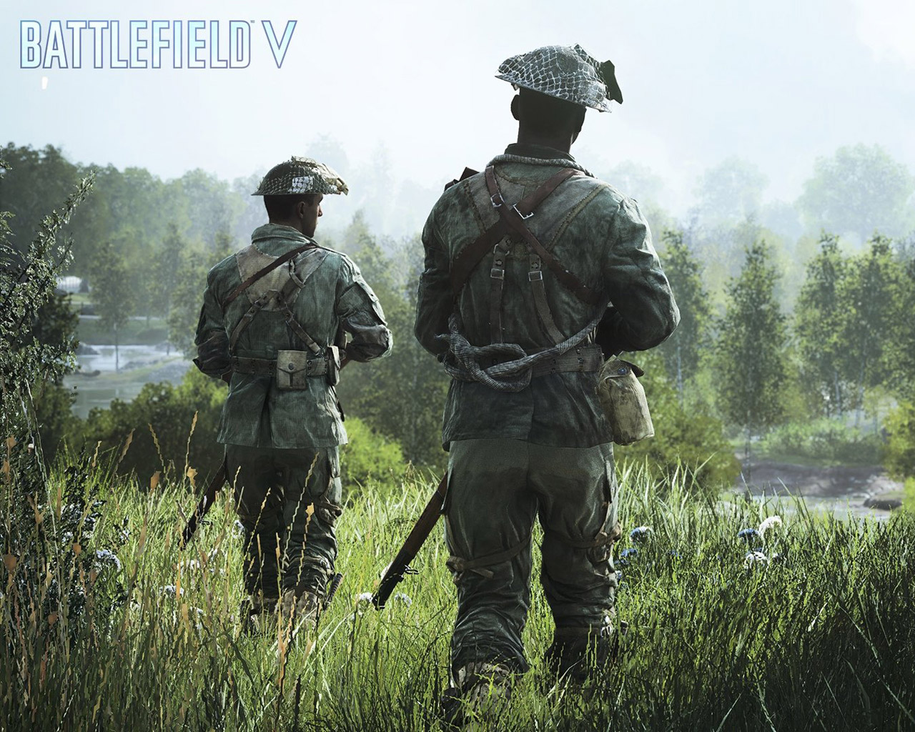 Free Battlefield V Wallpaper in 1280x1024