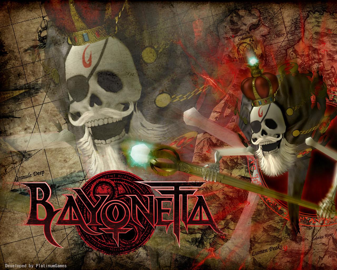 Bayonetta Wallpaper in 1280x1024