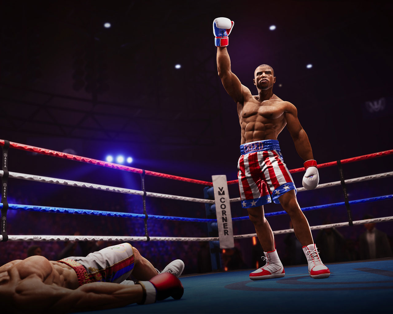 Free Big Rumble Boxing: Creed Champions Wallpaper in 1280x1024