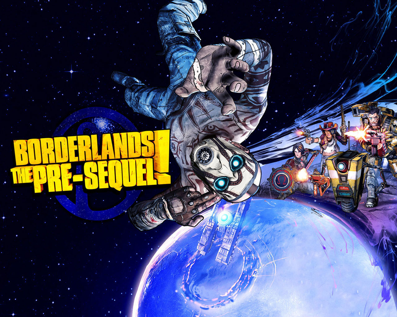 Borderlands: The Pre-Sequel Wallpaper in 1280x1024