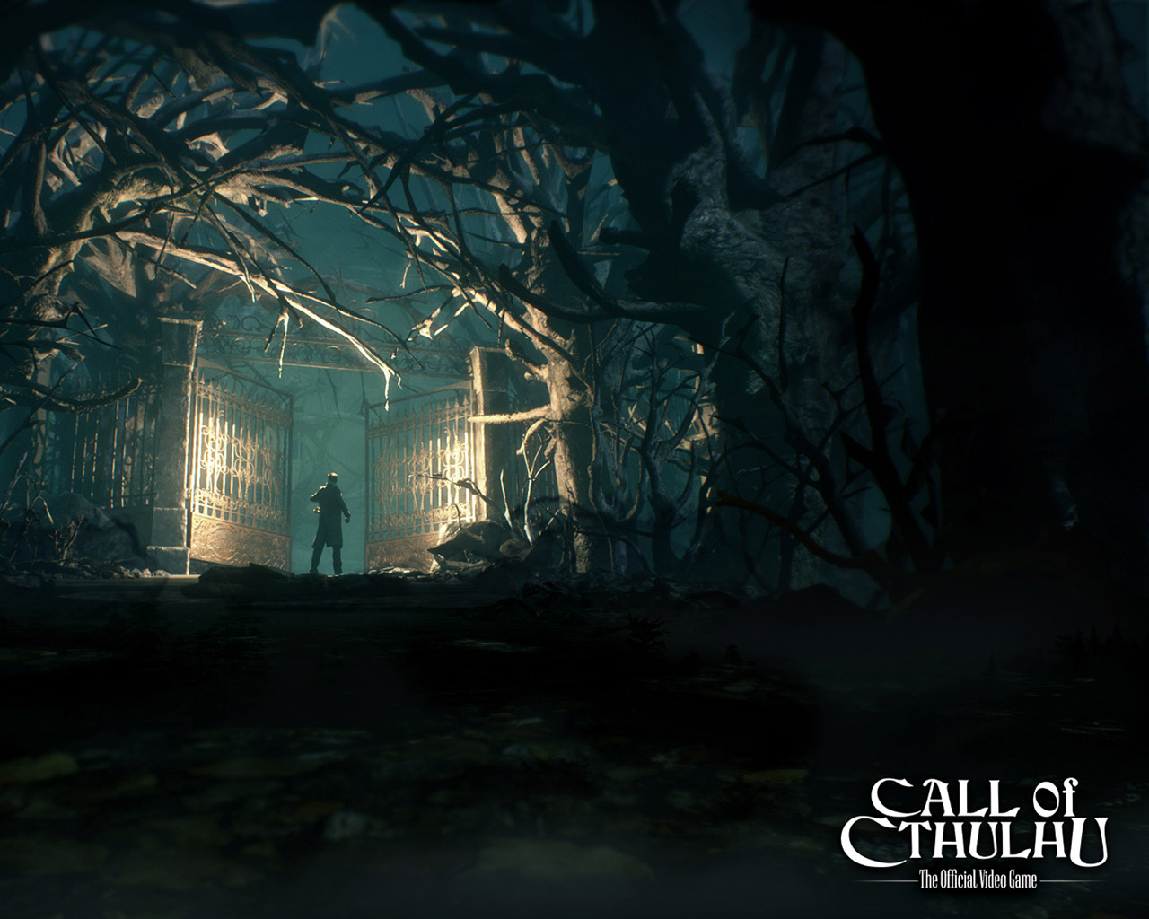 Free Call of Cthulhu Wallpaper in 1280x1024
