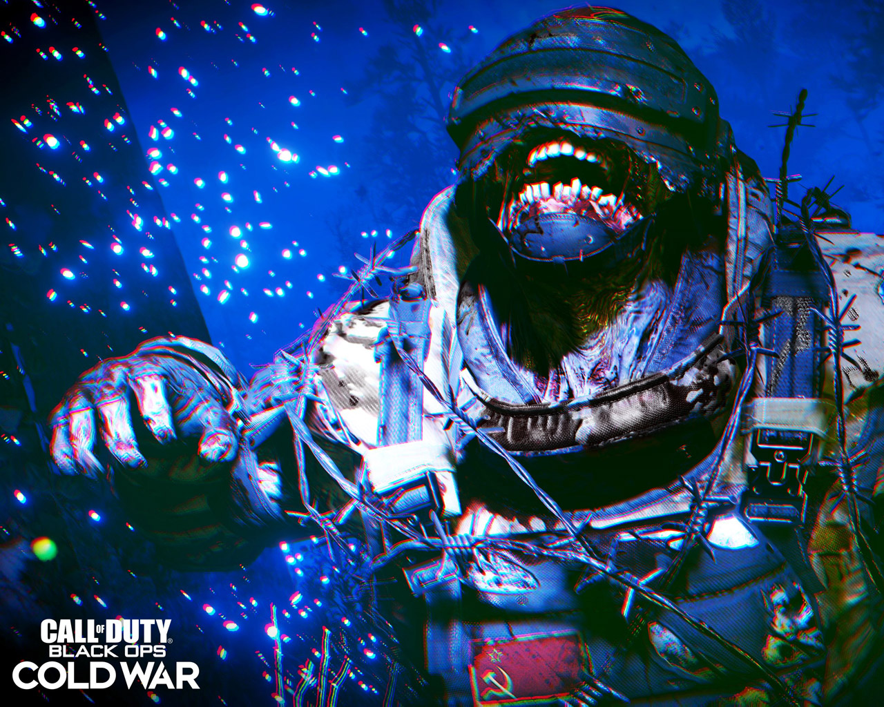 Free Call of Duty: Black Ops Cold War Wallpaper in 1280x1024