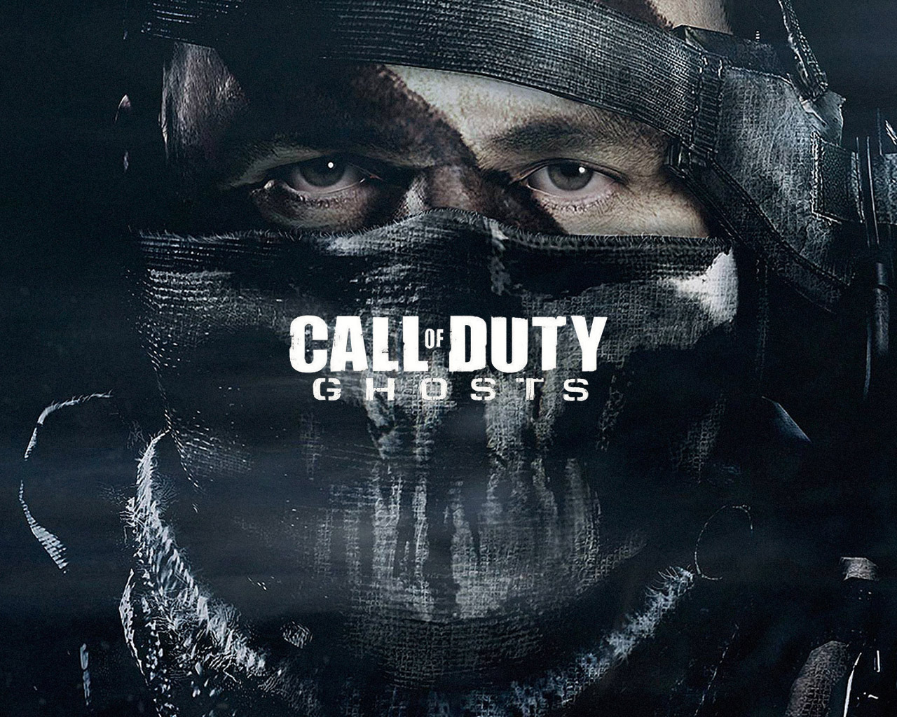Call of Duty: Ghosts Wallpaper in 1280x1024