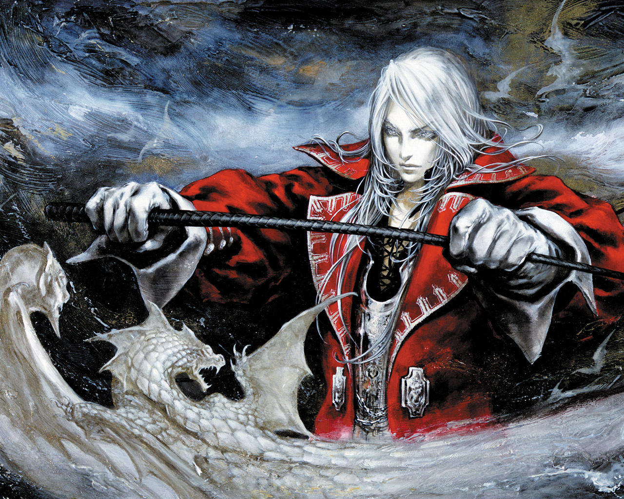 Castlevania: Curse of Darkness Wallpaper in 1280x1024