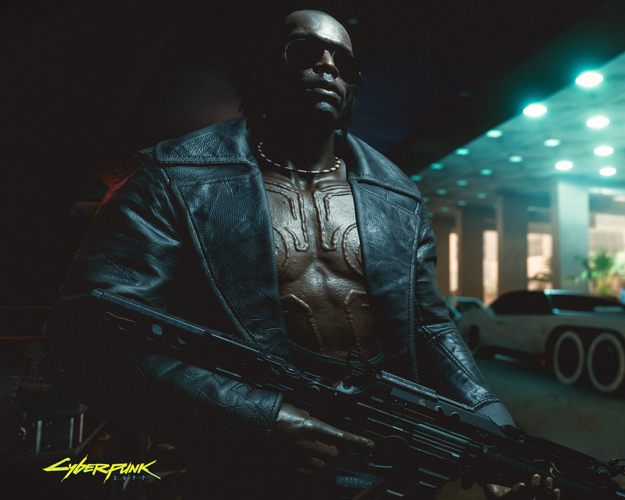 Free Cyberpunk 2077 Wallpaper in 1280x1024