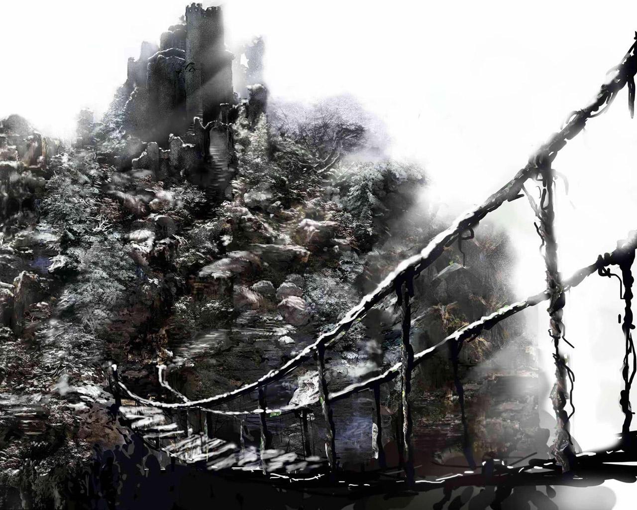 Dark Souls Wallpaper in 1280x1024