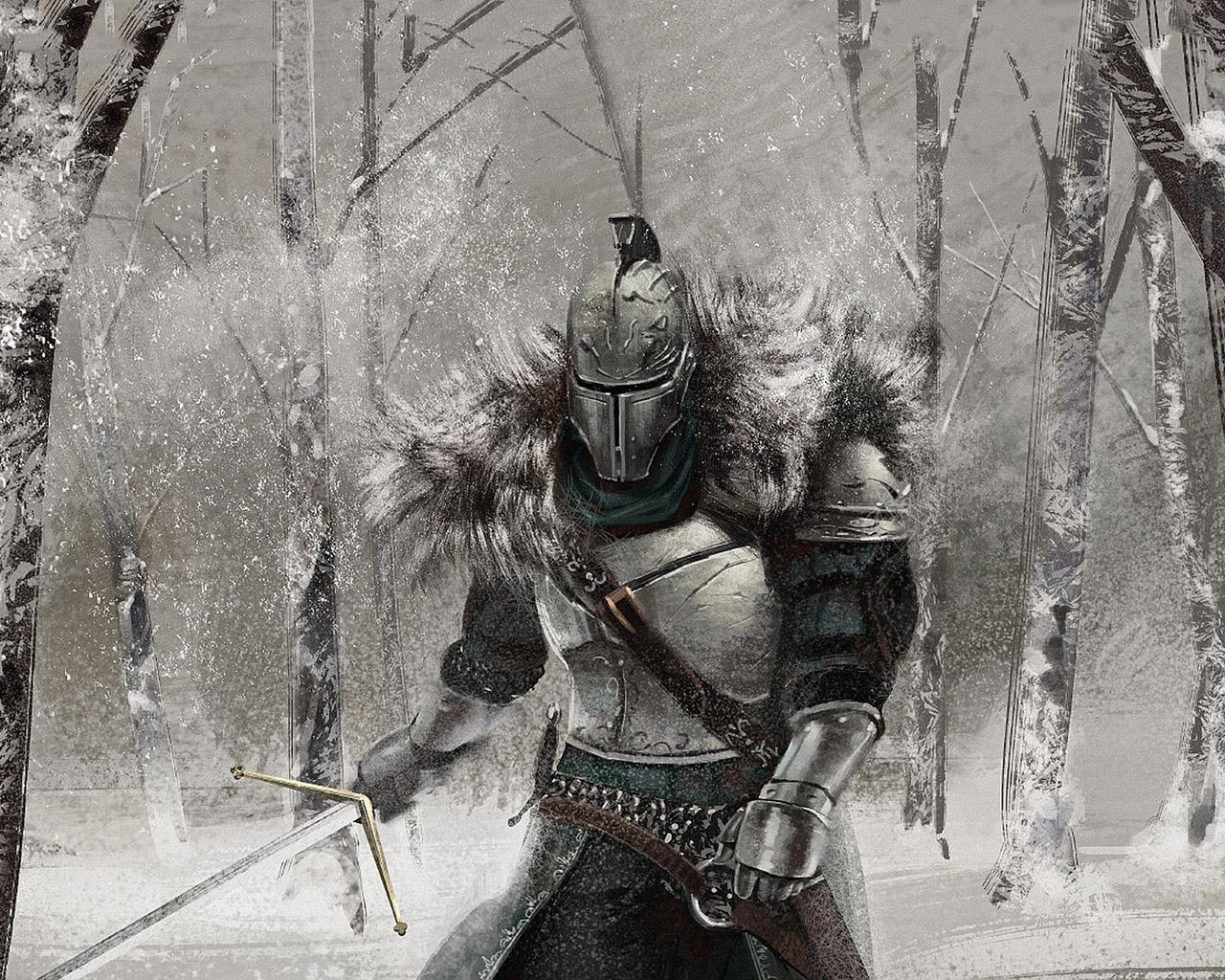 Dark Souls II Wallpaper in 1280x1024