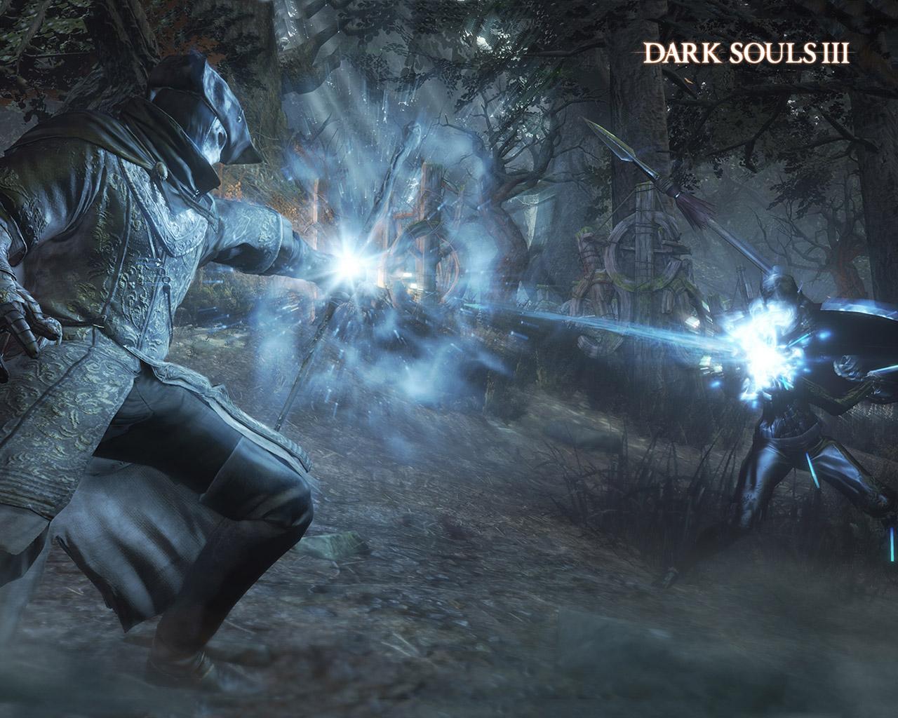 Free Dark Souls III Wallpaper in 1280x1024
