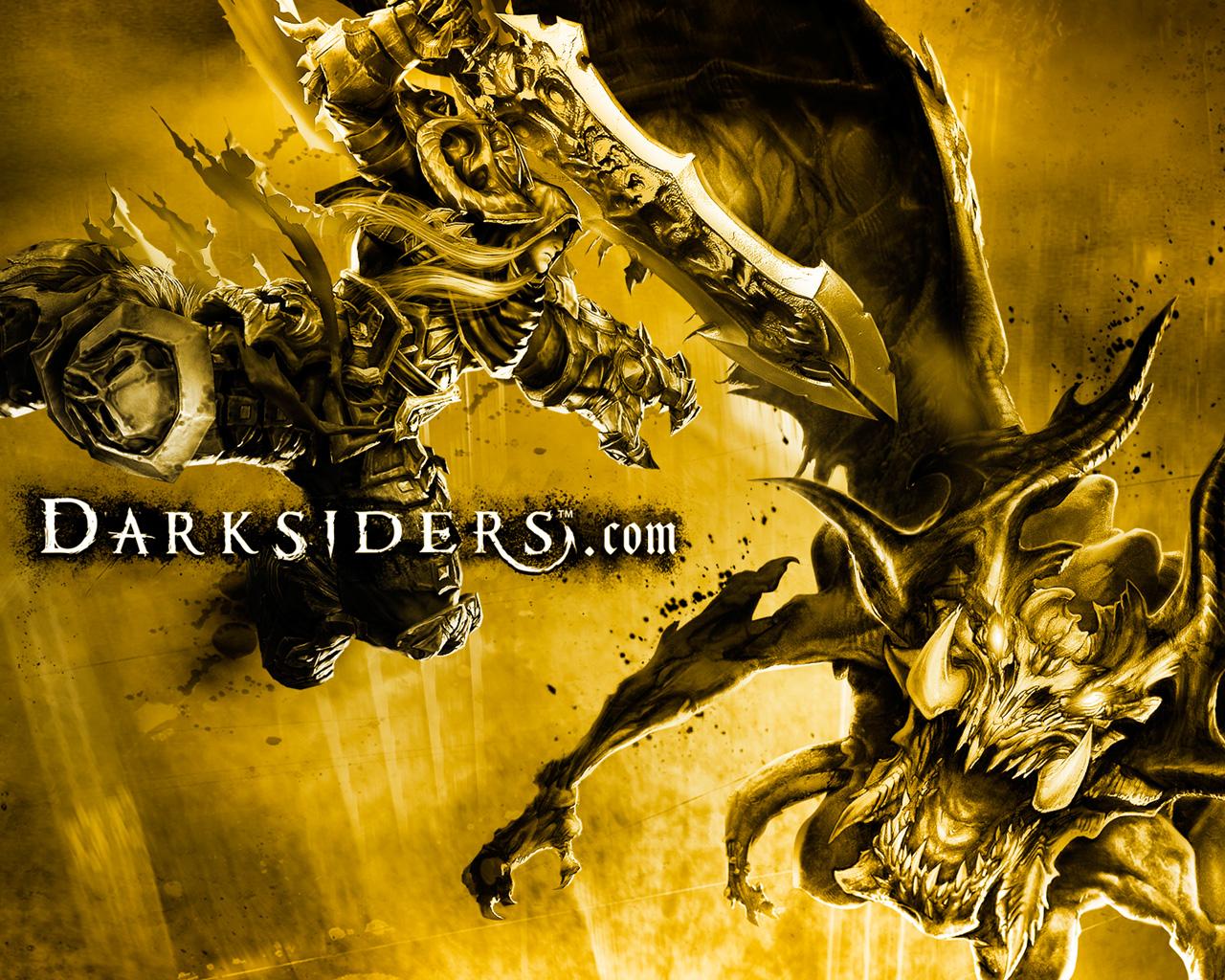 Darksiders Wallpaper in 1280x1024