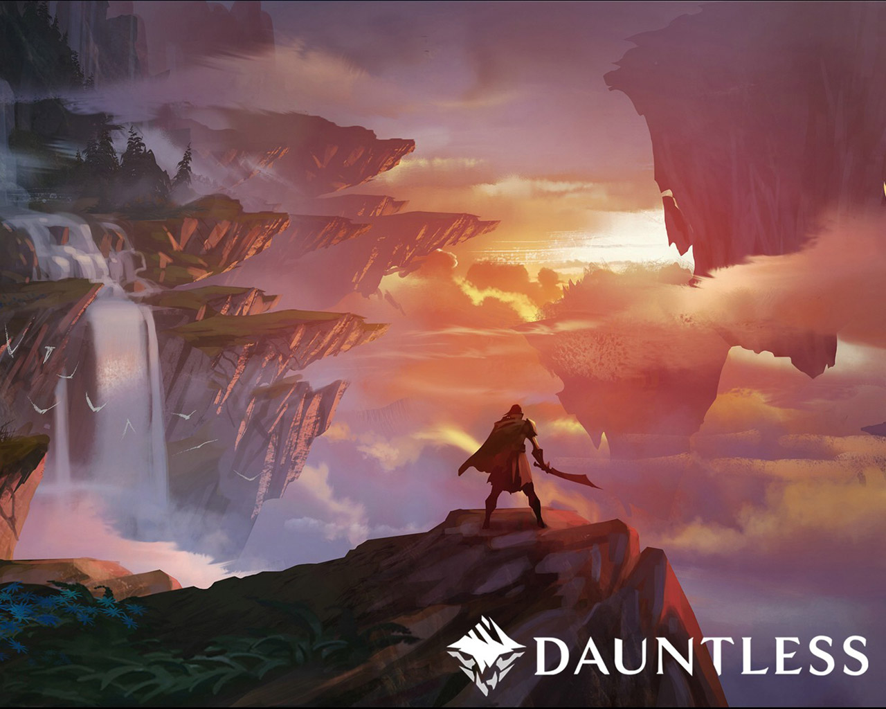 Dauntless Wallpaper in 1280x1024