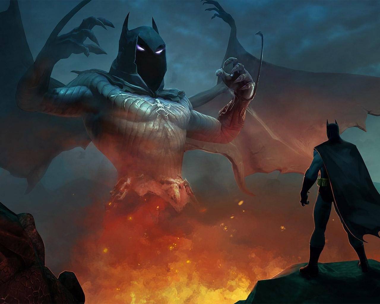 DC Universe Online Wallpaper in 1280x1024