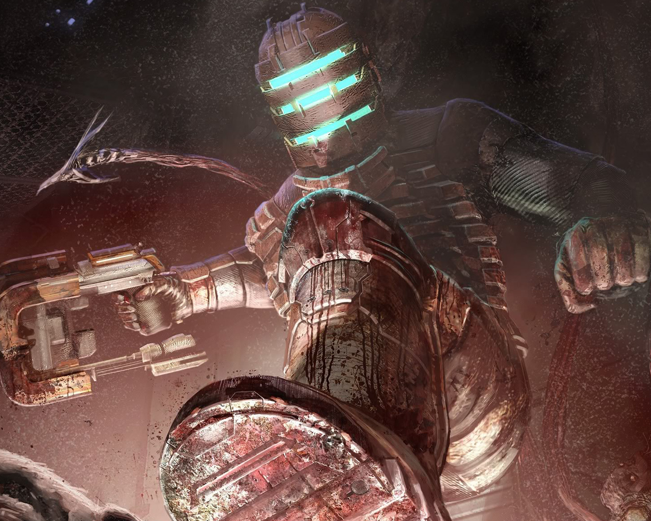 Dead Space Wallpaper in 1280x1024