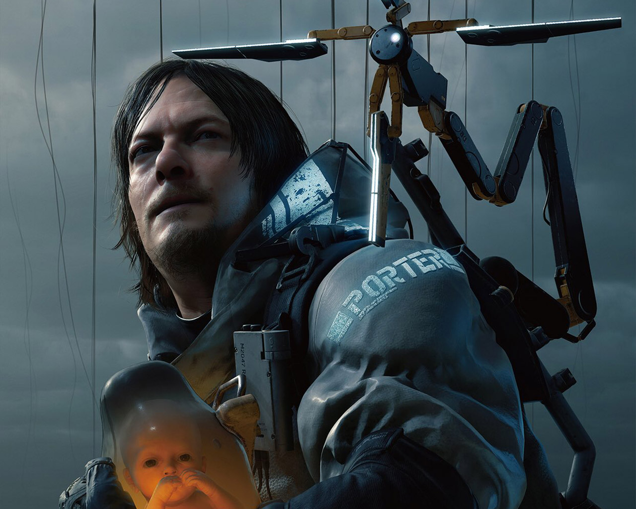 Free Death Stranding Wallpaper in 1280x1024