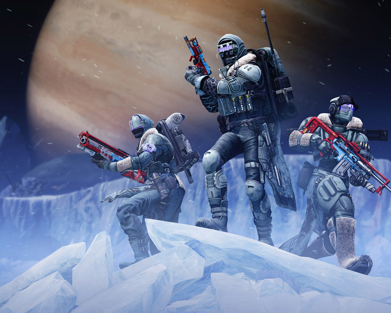Free Destiny 2 Wallpaper in 1280x1024