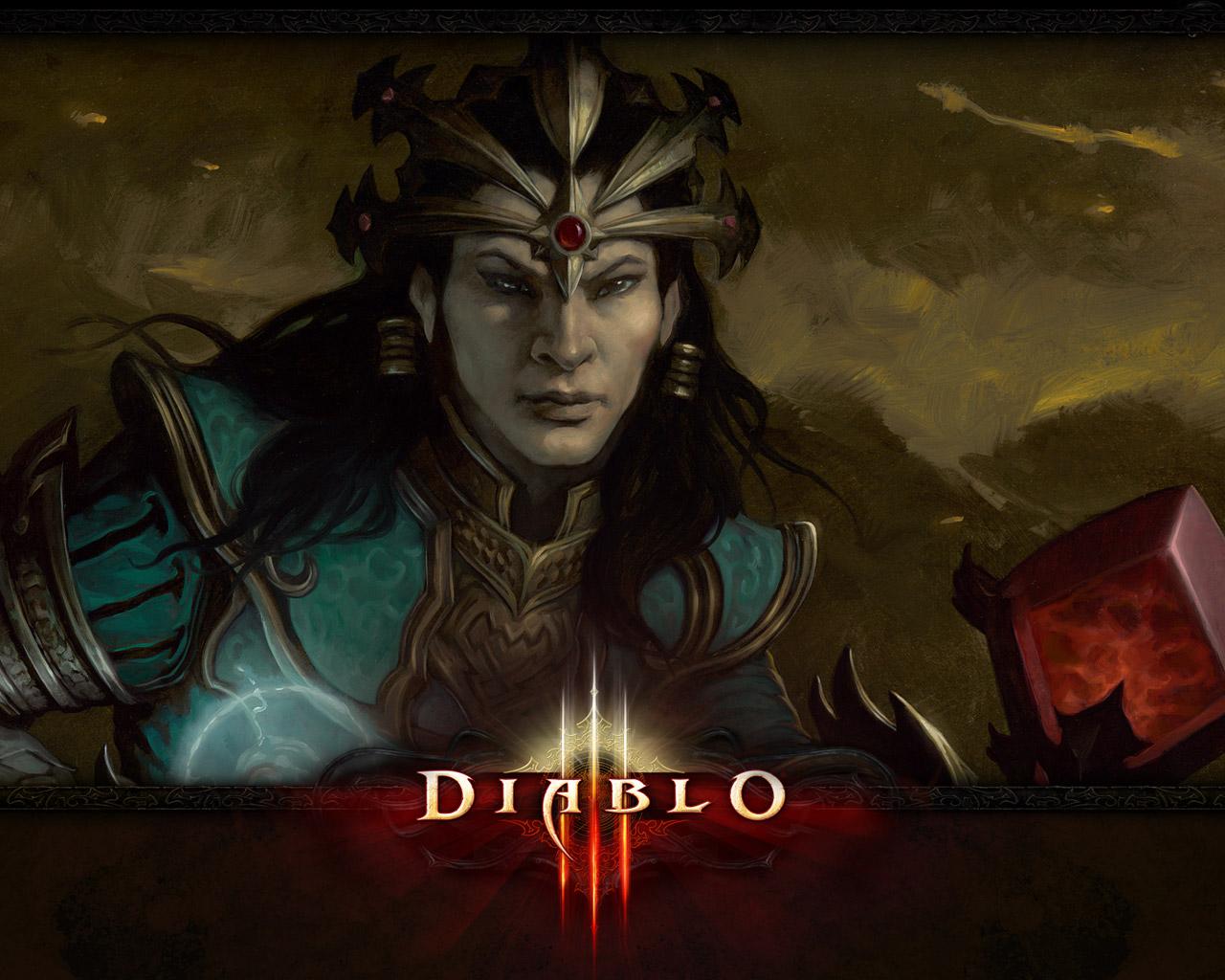 Diablo III Wallpaper in 1280x1024