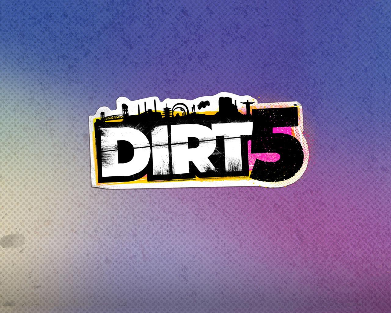 Free Dirt 5 Wallpaper in 1280x1024