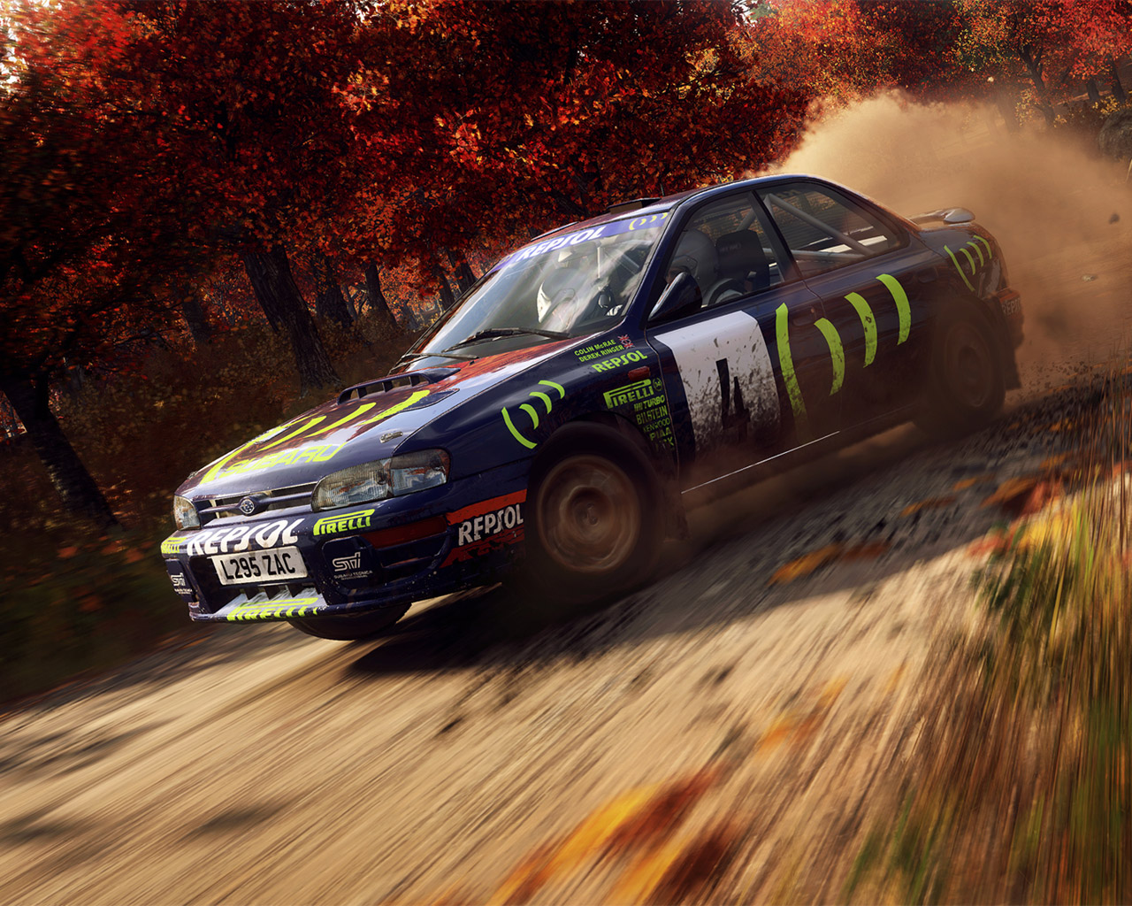 Dirt Rally 2.0 Wallpaper in 1280x1024