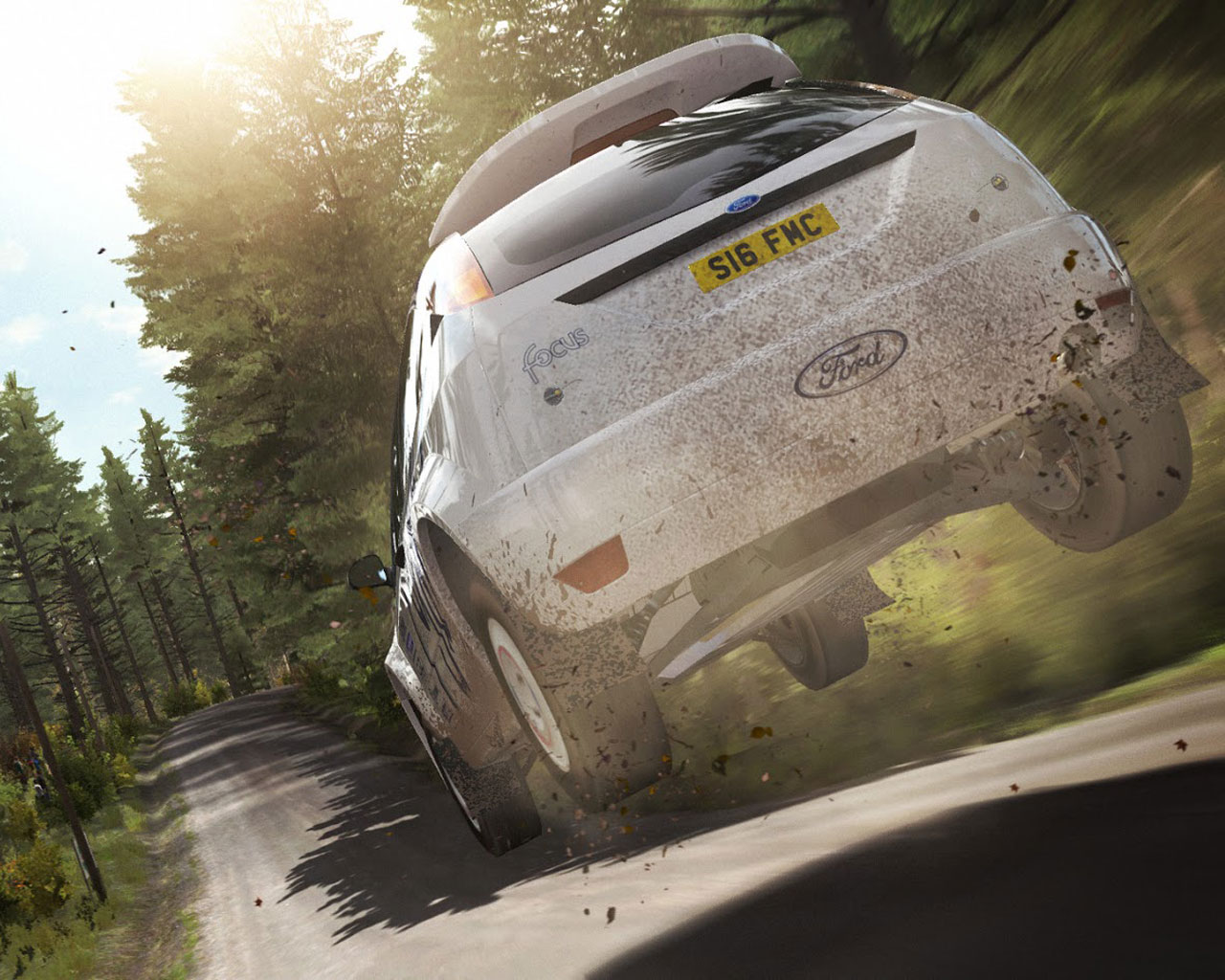 Free DiRT Rally Wallpaper in 1280x1024
