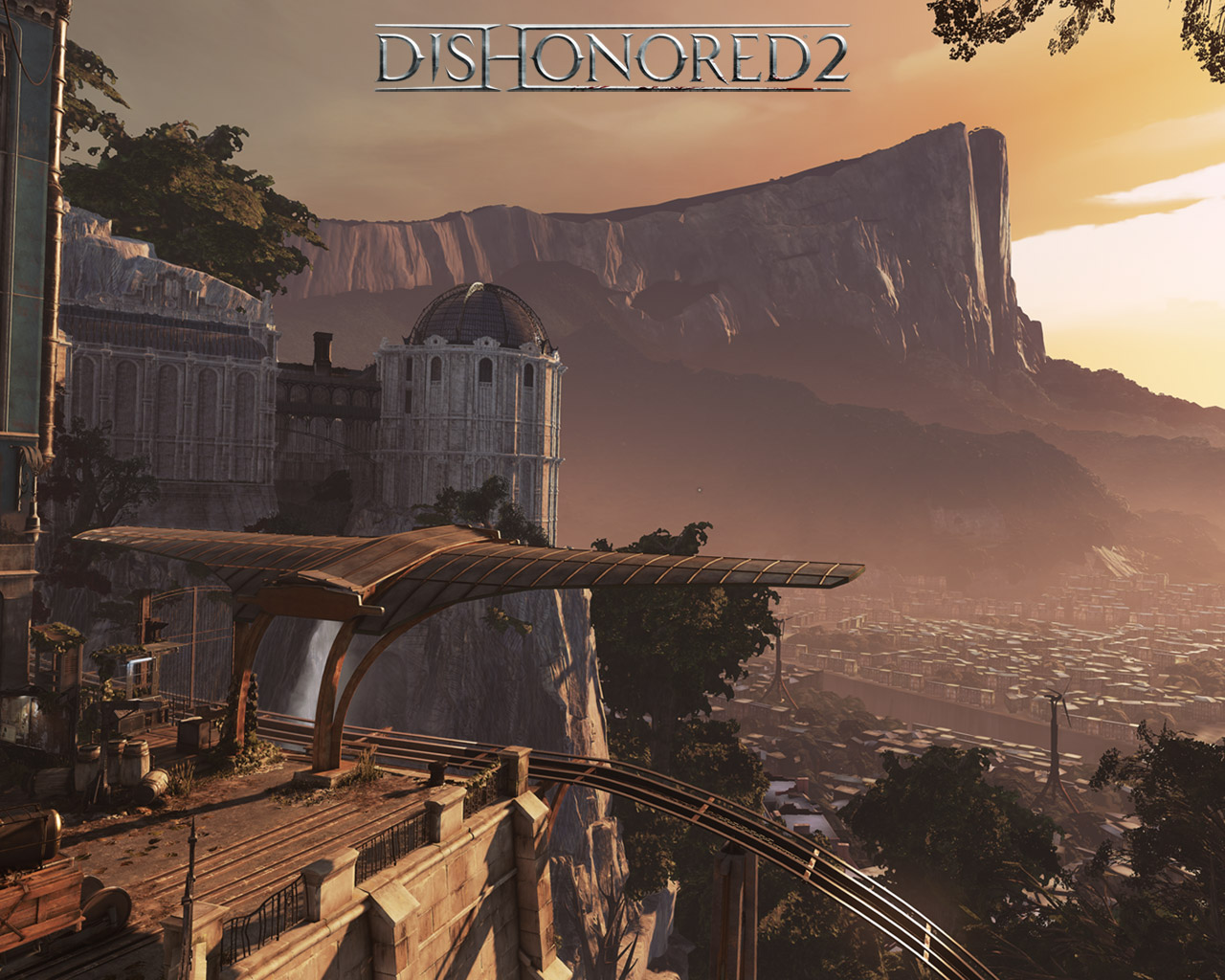 Free Dishonored 2 Wallpaper in 1280x1024