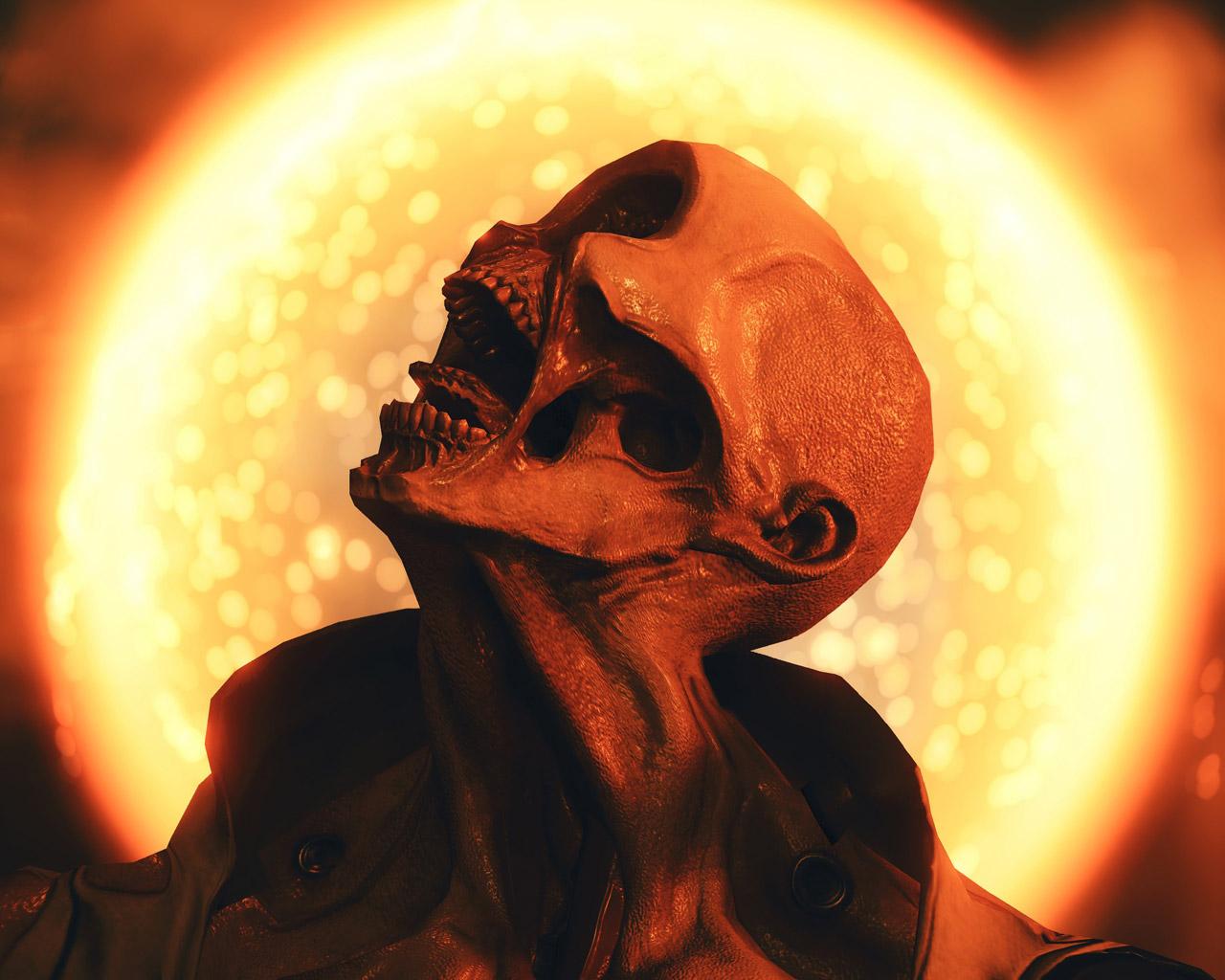 Doom (2016) Wallpaper in 1280x1024