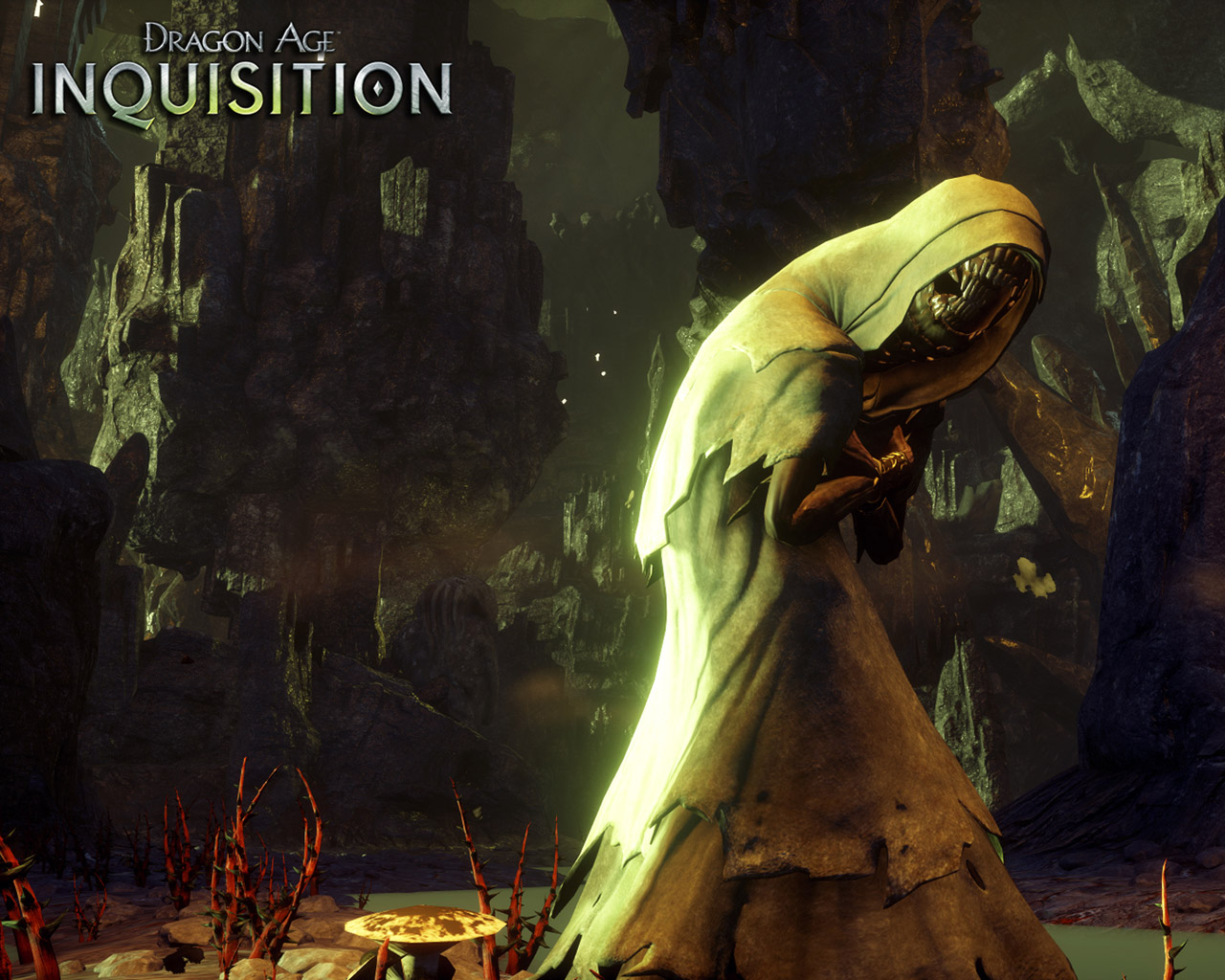 Free Dragon Age: Inquisition Wallpaper in 1280x1024