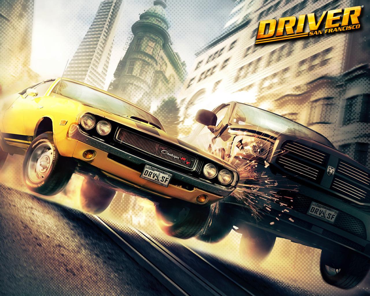 Free Driver: San Francisco Wallpaper in 1280x1024