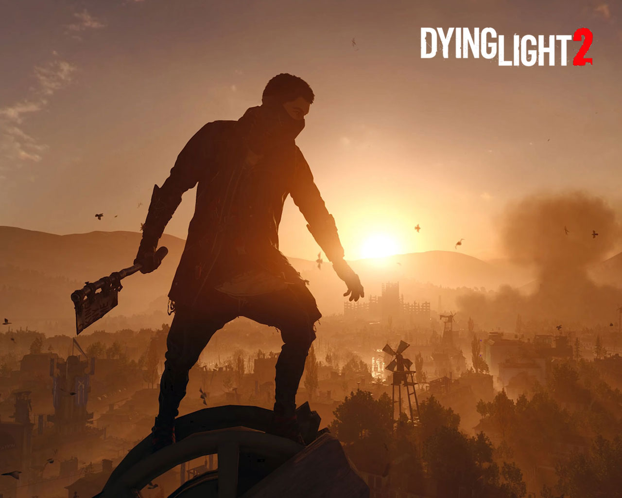 Free Dying Light 2 Wallpaper in 1280x1024