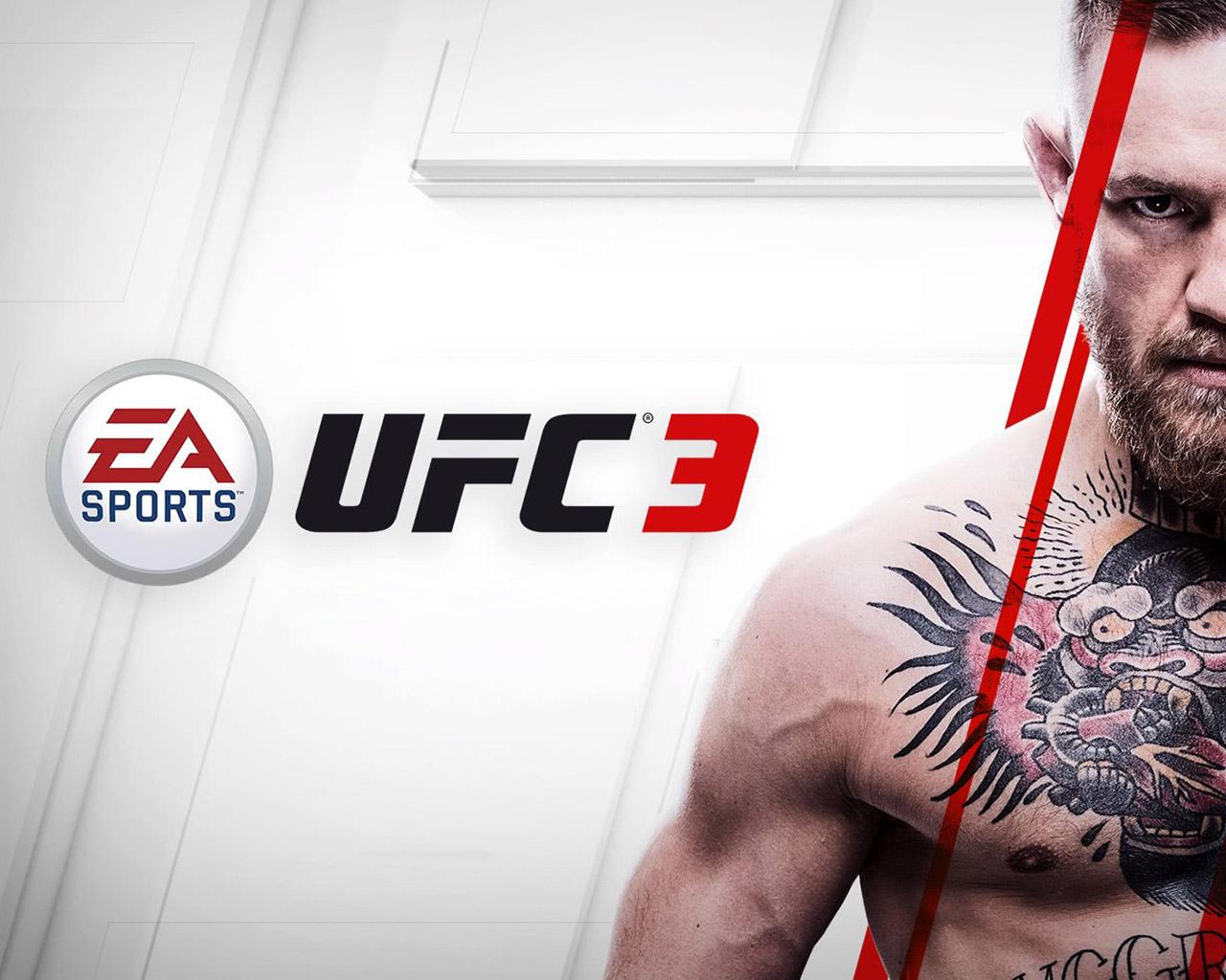Free EA Sports UFC 3 Wallpaper in 1280x1024