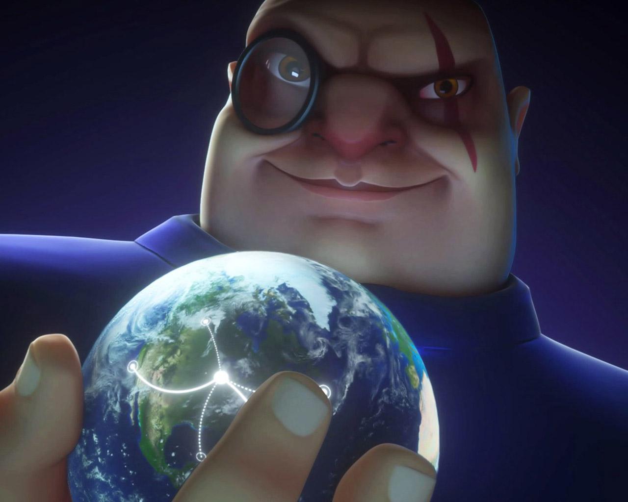 Free Evil Genius 2: World Domination Wallpaper in 1280x1024