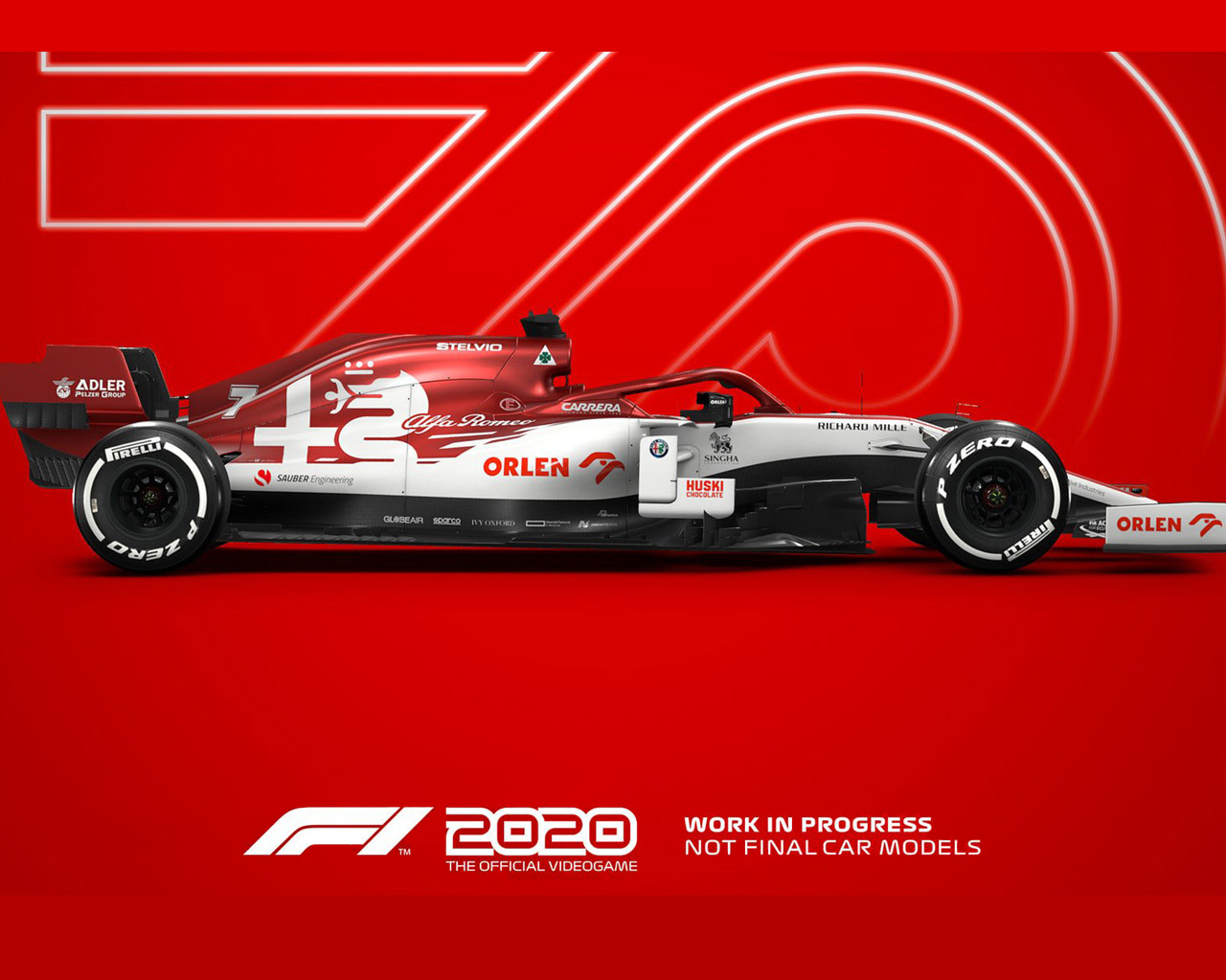 Free F1 2020 Wallpaper in 1280x1024