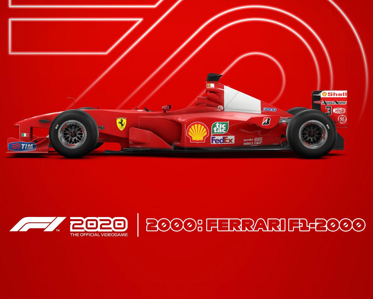 F1 2020 Wallpaper in 1280x1024
