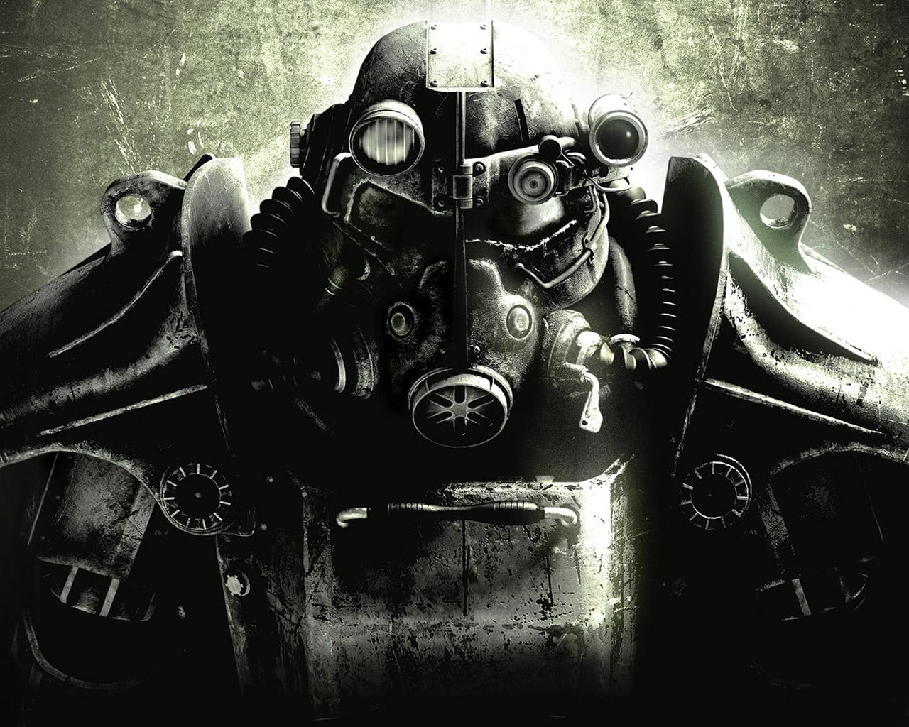 Free Fallout 3 Wallpaper in 1280x1024