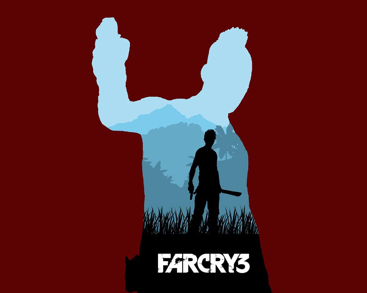 Free Far Cry 3 Wallpaper in 1280x1024