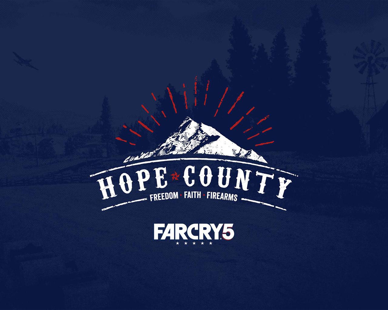 Free Far Cry 5 Wallpaper in 1280x1024