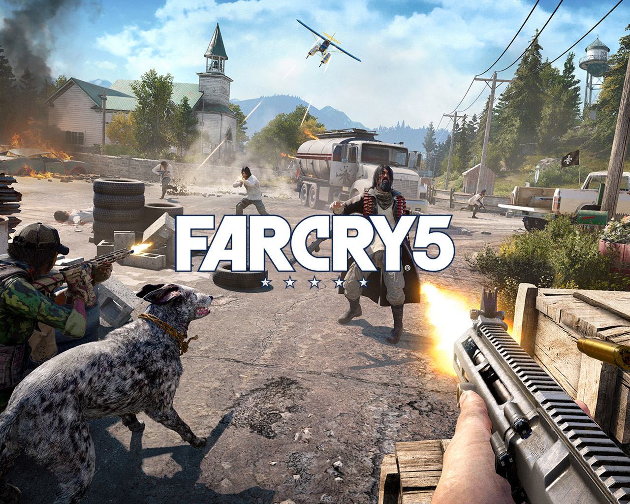 Far Cry 5 Wallpaper in 1280x1024