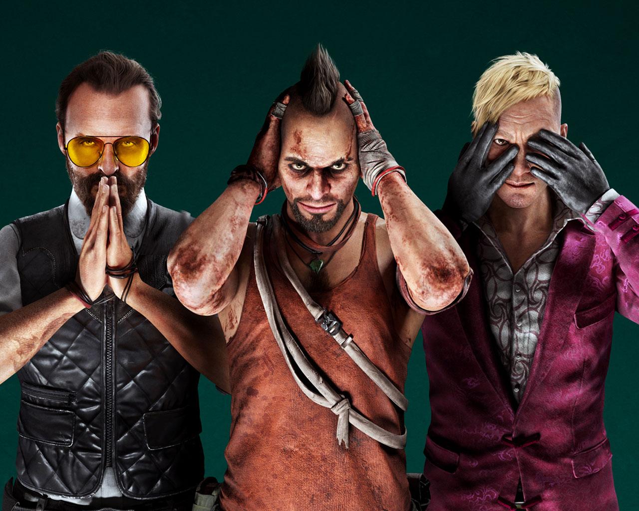 Free Far Cry 6 Wallpaper in 1280x1024