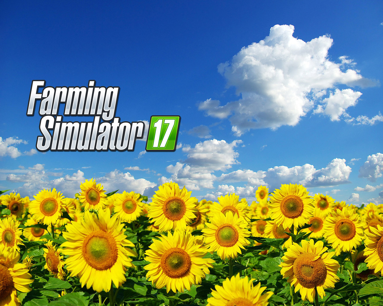 Free Farming Simulator 17 Wallpaper in 1280x1024